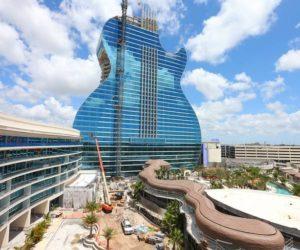 ¡Para disfrutar! Inaugurado el nuevo bar del Hotel Hard Rock de Miami