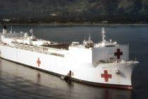 Comisionado Díaz apoya envío de buque hospital de EE UU a beneficio de refugiados venezolanos