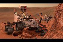 Descubren una gran fuente de metano en Marte