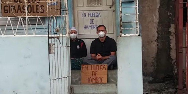 Pedro Corzo: Huelgas de hambre colectivas