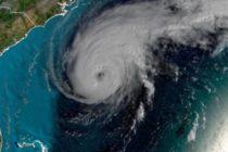 Humberto avanza hacia Bermudas, Imelda arroja lluvias sobre Houston y este de Texas
