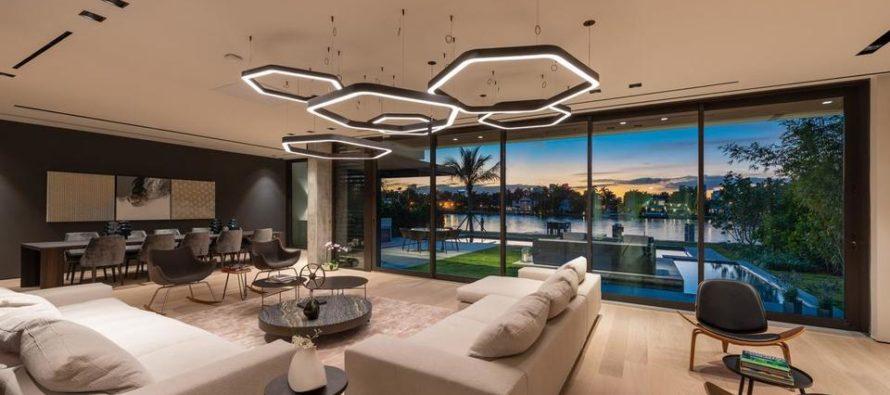 El CEO de Fintech compra mansión en Miami Beach por $12.5Millones