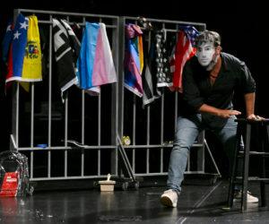 Estrenan en Miami Beach el show de One-man creado por un padre de las víctimas de Parkland