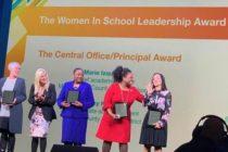 Premian el liderazgo en las escuelas públicas de Miami-Dade de Marie Izquierdo