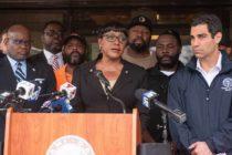 Presidenta Audrey Edmonson pide fin a disparos de celebración de Año Nuevo