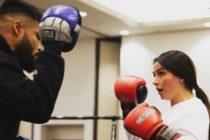 Chica del sur de Florida solo piensa en Boxear y derrotar a sus oponentes en todo el estado