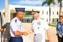 Comando Sur en Miami recibe la visita del Jefe de las Fuerzas Armadas de Brasil
