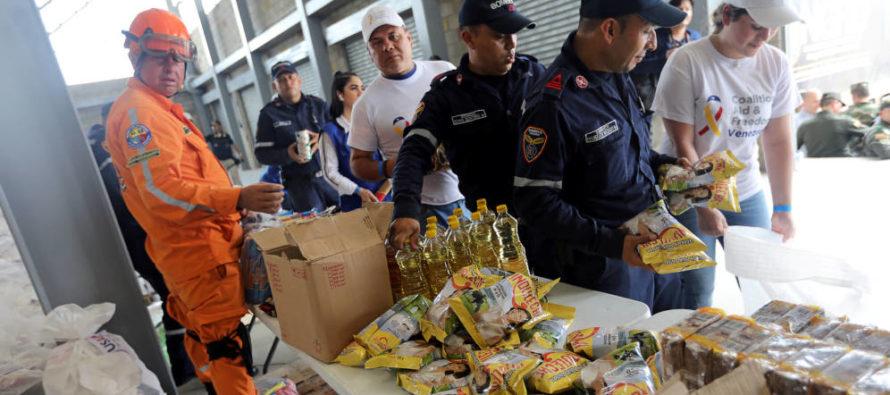 Veppex pide apoyo de coalición militar internacional para ingreso de ayuda humanitaria a Venezuela