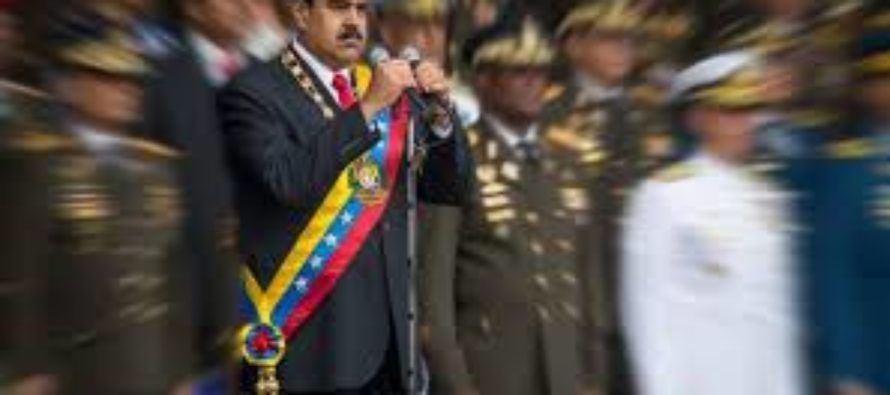 Por su participación represiva en el régimen venezolano, EE.UU sanciona a cinco funcionarios cercanos con Nicolás Maduro