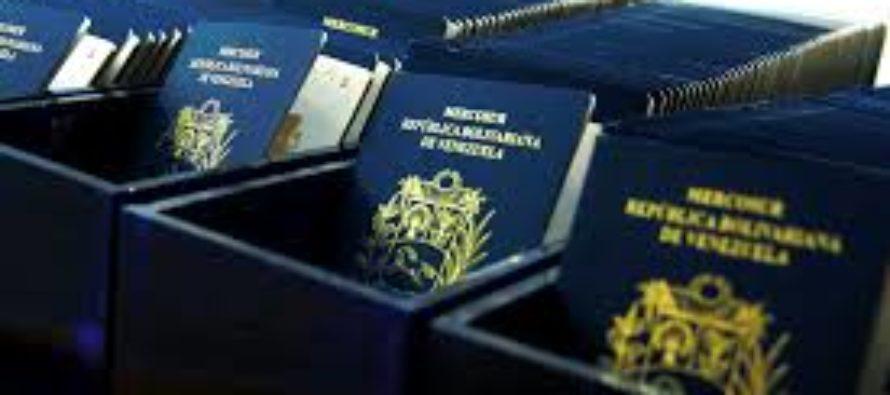 EE UU reconoce prórroga de pasaportes venezolanos decretada por Guaidó