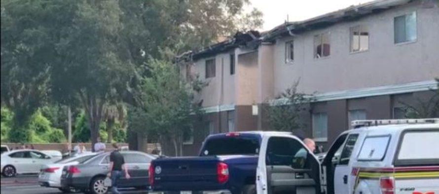 Madre y sus dos hijos murieron calcinados por incendio de su casa en Florida