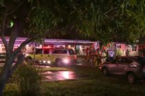 ¡Por incendio!  Evacuaron huéspedes de motel de Miami-Dade