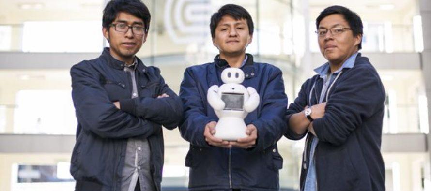 Te presento a Baymax el primer robot que interactuar con infantes autistas
