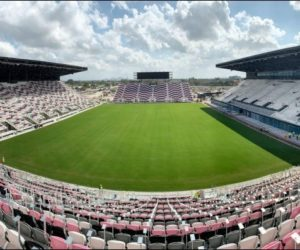 Solo falta que ruede el balón: El estadio del Inter de Miami luce impecable +Foto y vídeo
