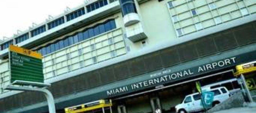 El Aeropuerto de Miami se plantea reducir tiempos de espera, estrena mecanismo de identificación