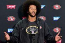 Por ser considerado «ofensivo»obligan a profesora de Florida a retirar  póster del ex jugador de la NFL Colin Kaepernick