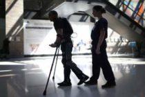 Inventores rusos y estadounidenses se unen en una esperanza para que quienes no pueden vuelvan a caminar