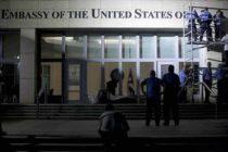 EE.UU.  fusionará este lunes el consulado de Jerusalem  con la Embajada en Israel
