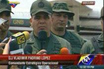 Marco Rubio enfrentó duramente a ministro de la Defensa de Venezuela, Padrino López, en Twitter