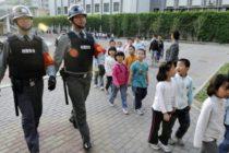 Jardín de infantes en China sufrió un ataque químico dejando más de 50 heridos