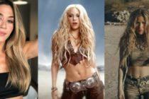 Denuncian que el nuevo video clip de Jimena Barón es un plagio de Shakira