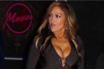 ¡Deslumbrante! Jennifer López sin nada debajo del vestido (Fotos)