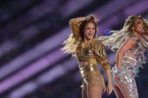 ¡Increíble! Kim Kardashian quedó impactada tras show de Shakira y Jennifer López en el Super Bowl