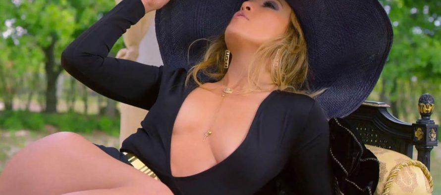 ¡Al natural! Llueven las críticas a Jennifer López por esta foto de su trasero en Instagram