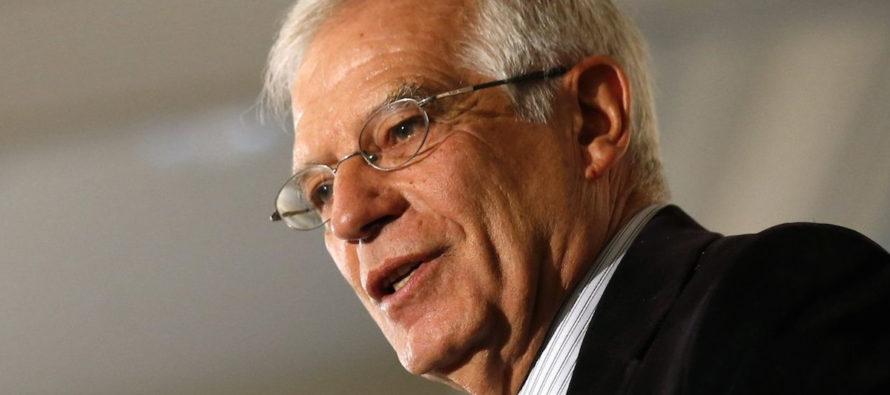 Sobredosis: Borrell, el mejor aliado