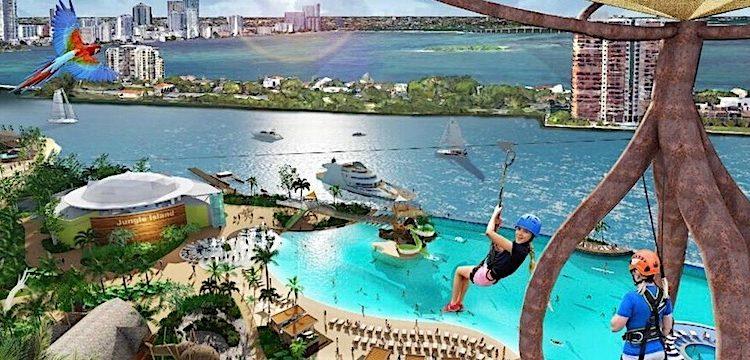 Buena noticia! Jungle Island la atracción de ecoaventura abrirá