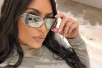 Se filtró el tras cámara de Kim Kardashian y Kendall Jenner en los Emmys