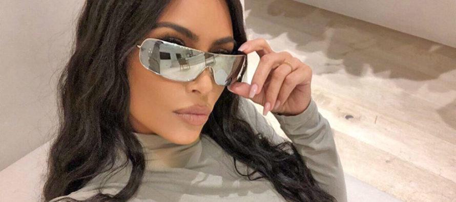 ¡Imperdonable! A Kim Kardashian se le olvidó lo más importante…