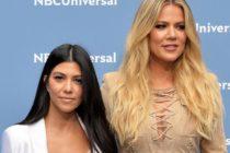 Khloé y Kourtney Kardashian lucieron sus bikinis de la manera más sensual