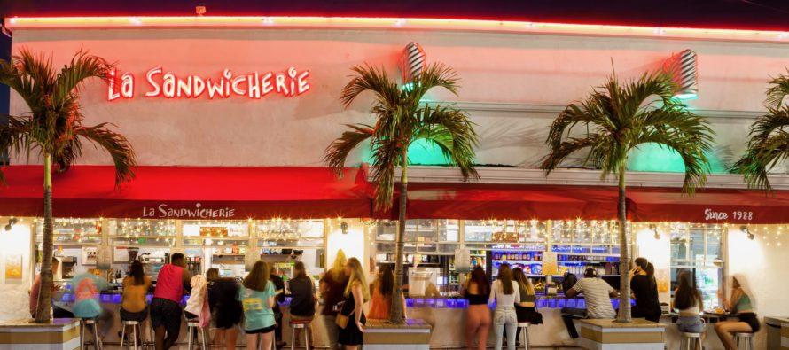 Sandwicherie ahora en Wynwood y North Beach
