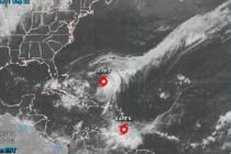 Karen amenaza a Puerto Rico y a las Islas Vírgenes de EEUU