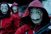 Inspirada en la serie La Casa de Papel banda roba $30 millones en Brasil