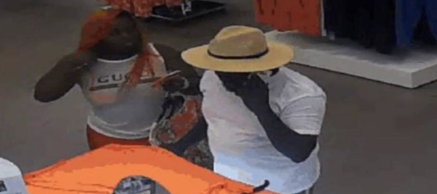 ¡Están libres! Delincuentes robaron 46 mil dólares en joyas de Sears