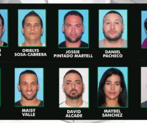 Banda latina de ladrones escogía como víctimas a personalidades adineradas en Instagram