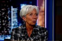 Directora del FMI, Christine Lagarde, dimite temporalmente a su cargo