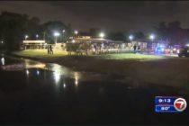Hombre fue hospitalizado tras hundirse en el lago en Lauderdale Lakes
