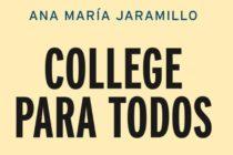 No puede perderse la presentación del libro College para Todos