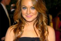 Lindsay Lohan en lencería y sin ropa subió la temperatura en las redes sociales (Fotos)