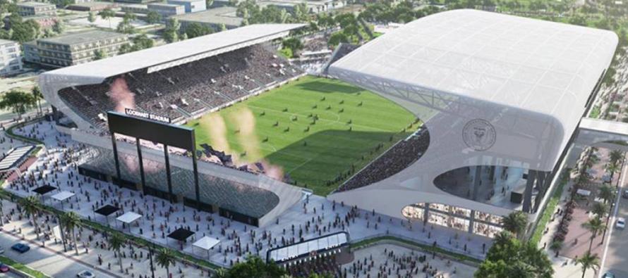 Este miércoles arrancó la demolición del estadio Lockhart de Fort Lauderdale