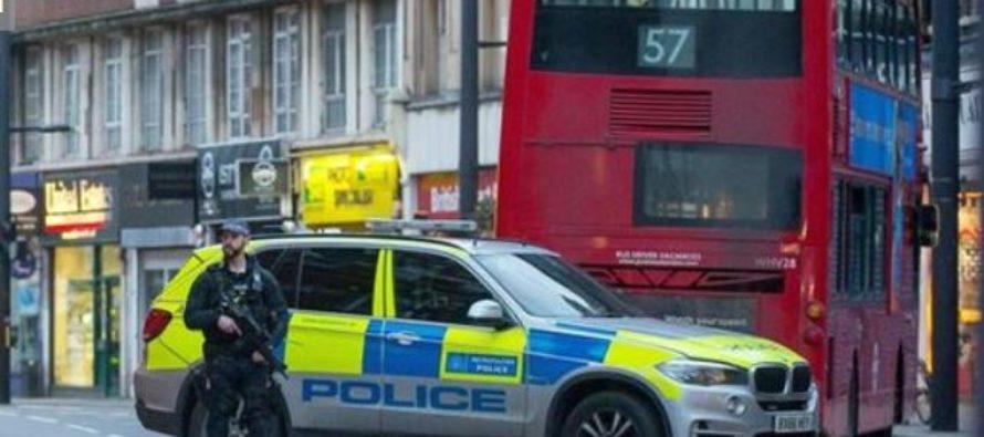 ¡Ataque terrorista! Policía de Londres abatió a hombre que apuñaló a tres personas