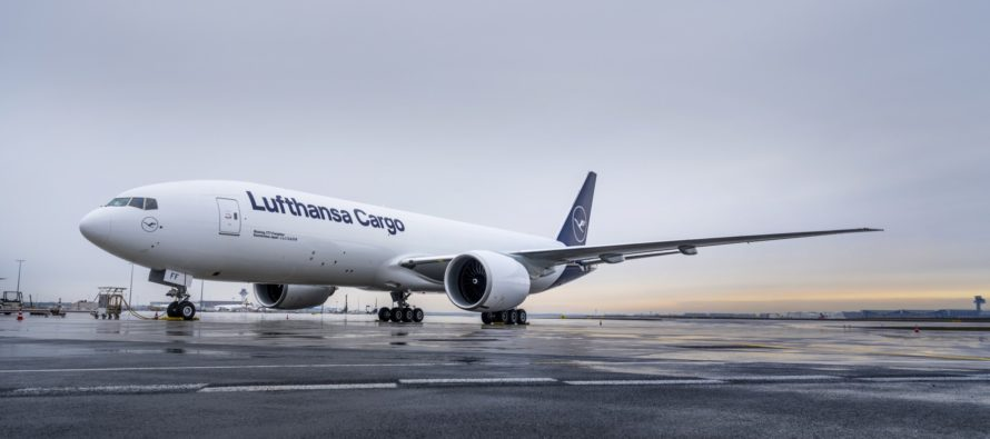 MIA da la bienvenida al regreso de Lufthansa Cargo