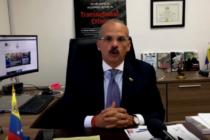 Magistrado Rebolledo asegura que en Venezuela existe una estructura criminal que opera desde el Estado