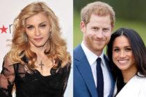 """El ofrecimiento de Madonna: """"¿Megan, príncipe Harry quieren subarrendar mi apartamento en Central Park West?"""" (Video)"""