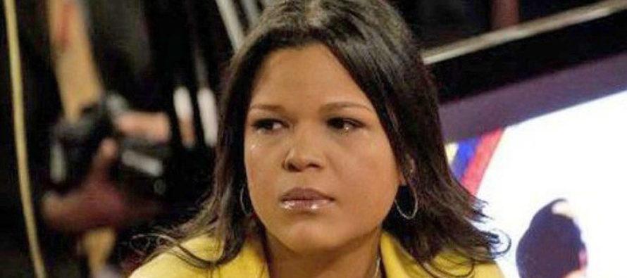Solicitarían deportación de la hija de Hugo Chávez desde EE. UU.