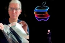 ¡Semanalmente! Apple desarrollará un millón de máscaras para personal de salud