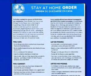 Policía de Orlando dispuesta a hacer más estricta la orden del distanciamiento social si es necesario